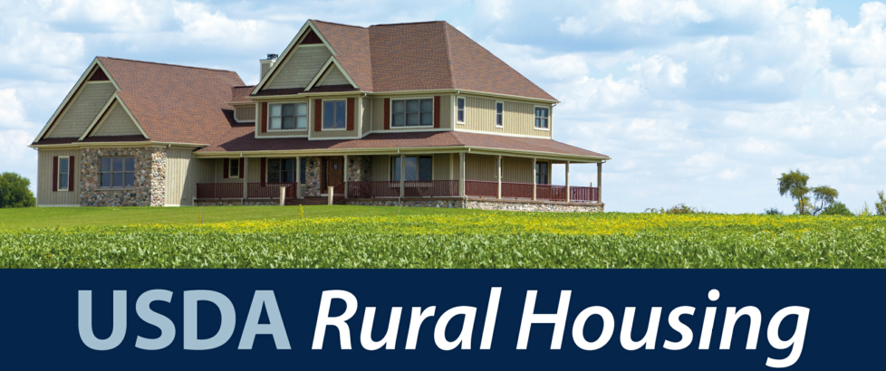 Amazing Dear Colleague: Support Adequate Funding For USDA Rural Housing Service In  The FY19 Budget Photo