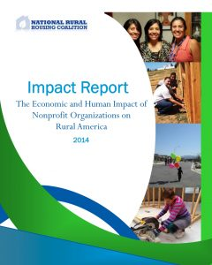 Impact Report - The Economic and Human Impact of Nonprofit Organizations in Rural America