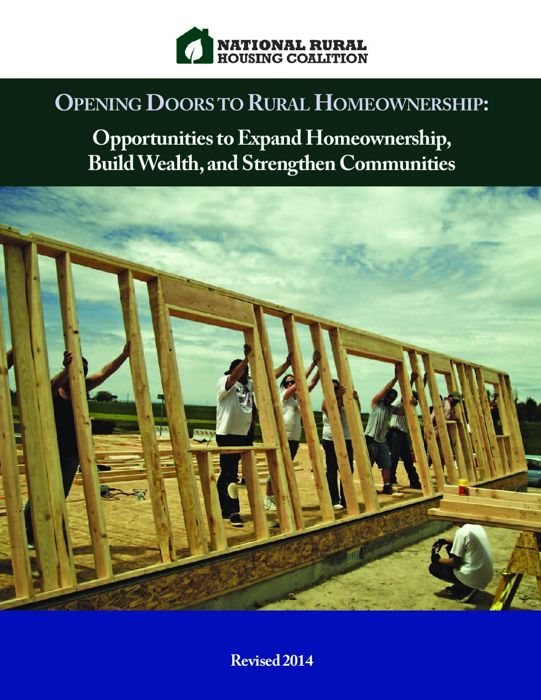 Opening Doors to Rural Homeownership (2014)