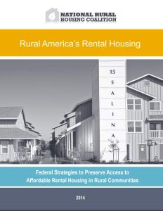 Rural America's Rental Housing Crisis